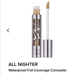Urban Decay All Nighter concealer.